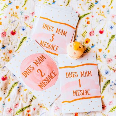 Míľnikové kartičky - Princess