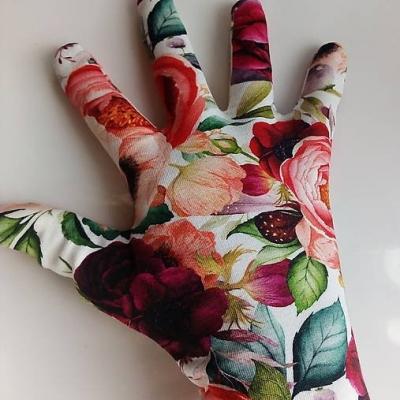 Ochranné úpletové rukavice