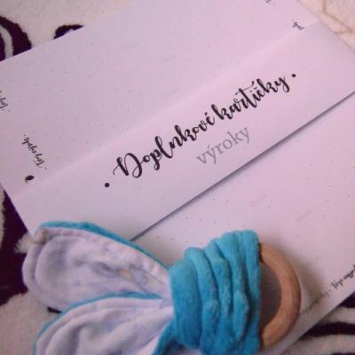 Doplnkové kartičky - Tvoje výroky