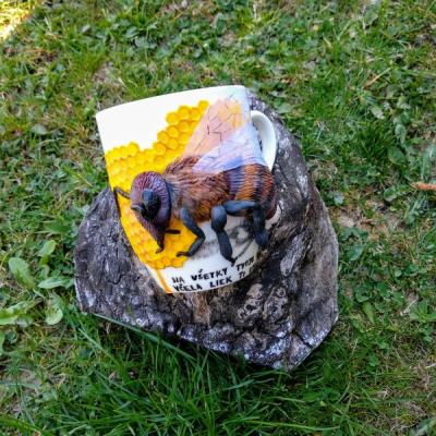 Hrnček pre včelára