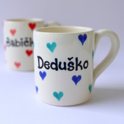 Hrnček Deduško