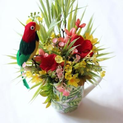 Dekorácia papagáj