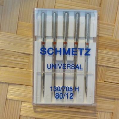 Strojové ihly universal 80/12 Schmetz