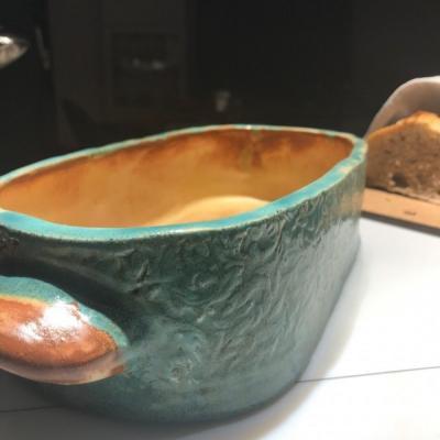 Forma na pečenie (nielen) chleba malá
