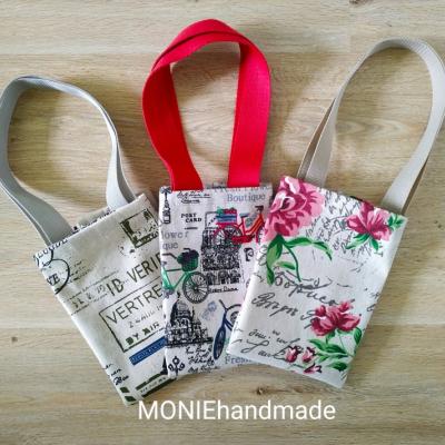 Ľanové nákupné tašky
