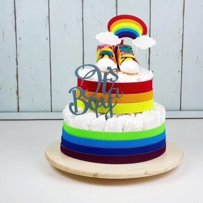 Plienková torta Dúha
