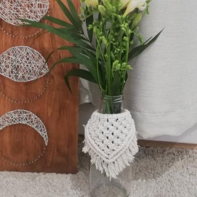 Macrame váza