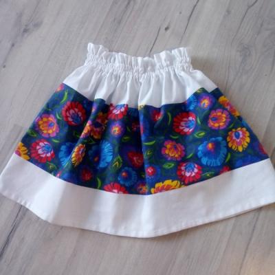 Folklórna suknička