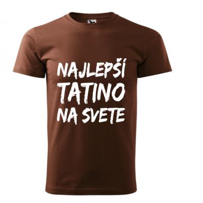 Tričko pre muža na Deň otcov