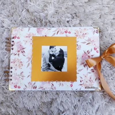 Univerzálny fotoalbum - Zlatá