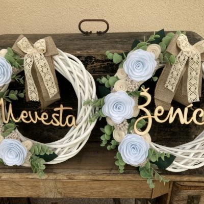 Svadobné venčeky