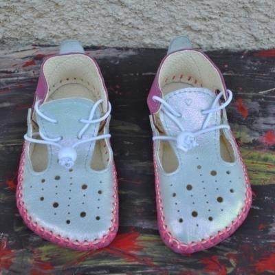 BF sandálky Wauky - prvochodci