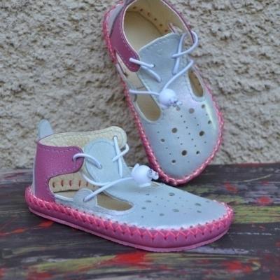 BF sandálky Wauky na mieru do velkost cca 22