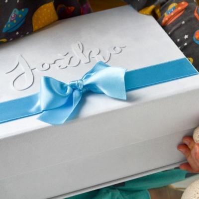 Pamiatková krabička 25x20x10 cm