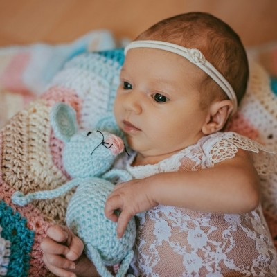 Fotenie novorodencov - balík NEWBORN