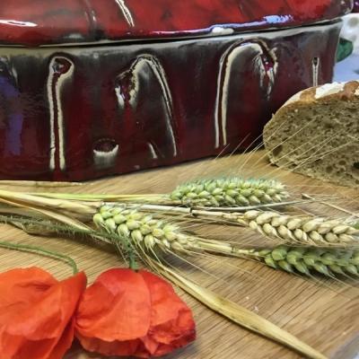 Forma na pečenie (nielen) chleba vlčie maky