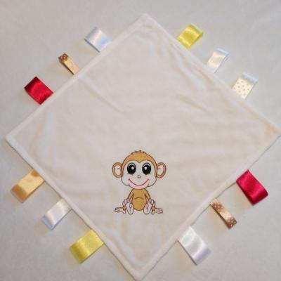 Mojkacia dečka opička 30x30