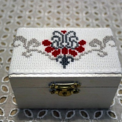 Mini truhlička