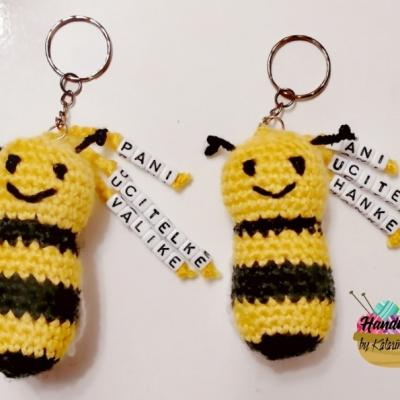 Včielky s venovaním