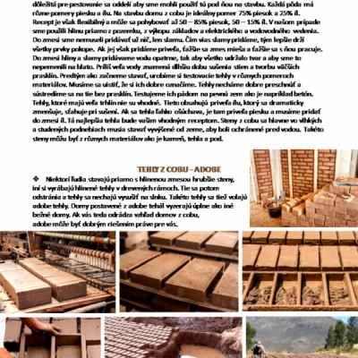E-BOOK  V SÚLADE S PRÍRODOU - Permakultúra, Alternatívne staviteľstvo