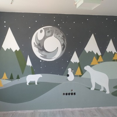 Maľovanie steny