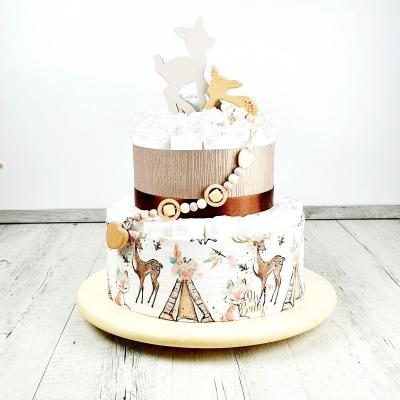 Plienková torta  Bambi