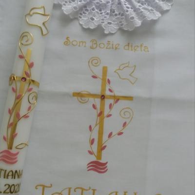 Krstový set Tiana