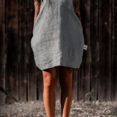 Ľanové šaty DORA