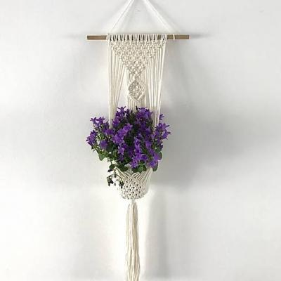 Závesný držiak na kvetiny