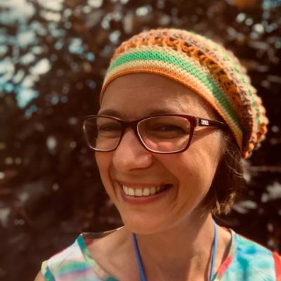 Letná čiapka - Bambuska, vhodná aj pre veľkáčky Onkoláčičky 😍