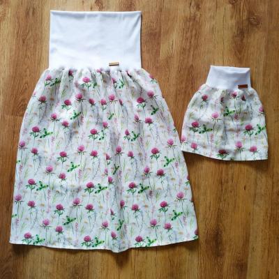 Ľanové sukničky