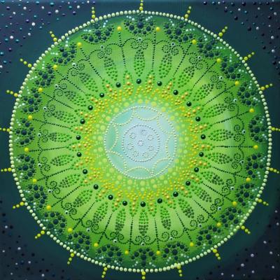 Mandala - OMAR´TA´SAT - rezervovaná