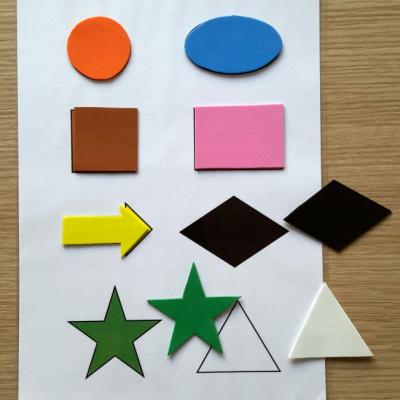 Farby a tvary pre najmenších