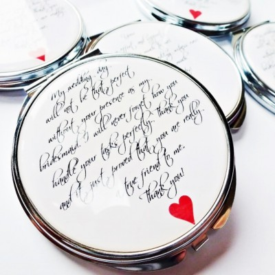 zrkadielko Srdiečko - text na želanie