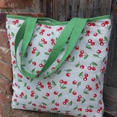 Nákupná taška Čerešničky