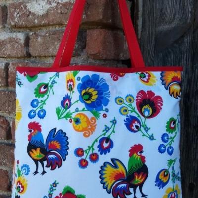 Nákupná taška Kohútik