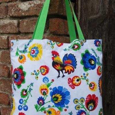 Nákupná taška - Kohútik