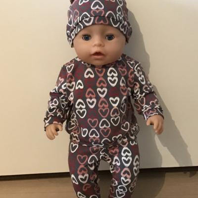 Set pre bábiku baby Born 43cm