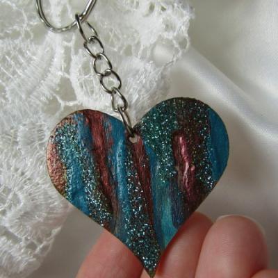Srdce plné pásikov