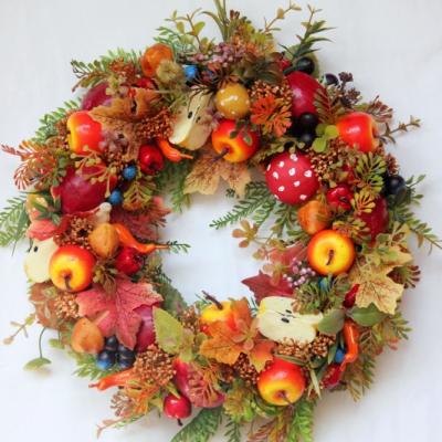 Veniec jesenné plody3