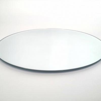 Prenájom - Zrkadlový podnos pod sviečku 25 cm