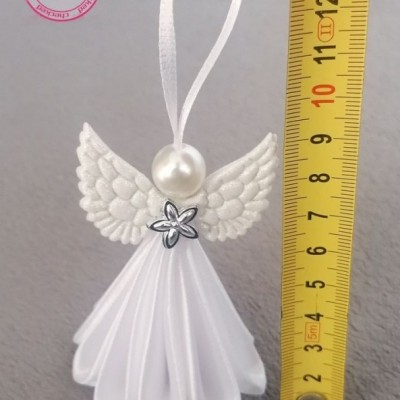 saténový anjel
