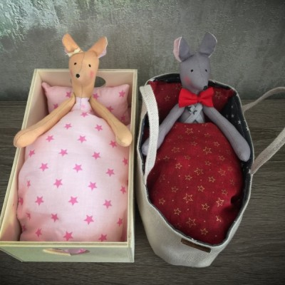 Kabelkové myšky
