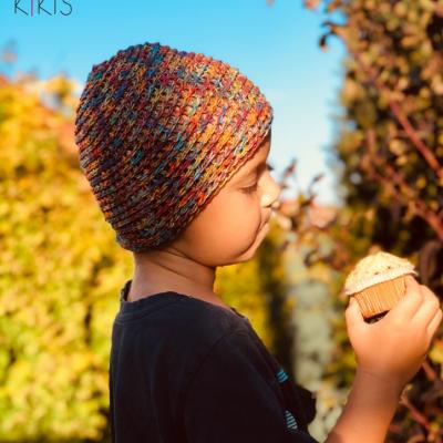 Prechodná čiapka - KolomDokola, vhodná aj pre malé Onkoláčičky 😍 a malých Onkoláčikov 😍