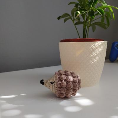 Háčkovaný ježko Jožko