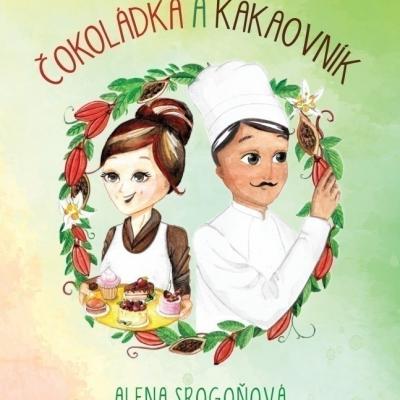 Rozprávková knižka Čokoládka a Kakaovník