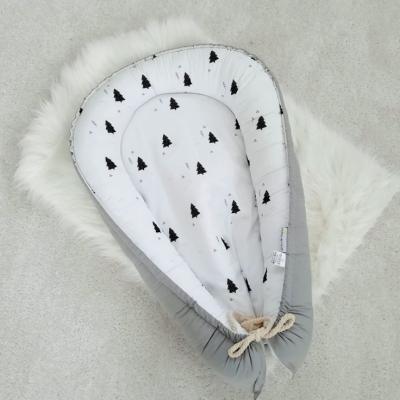 Hniezdo pre bábatko Scandinavia Grey
