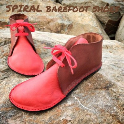 Spiral Barefoot Shoes  / Topánky na mieru