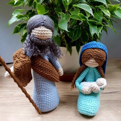 Jozef a Mária