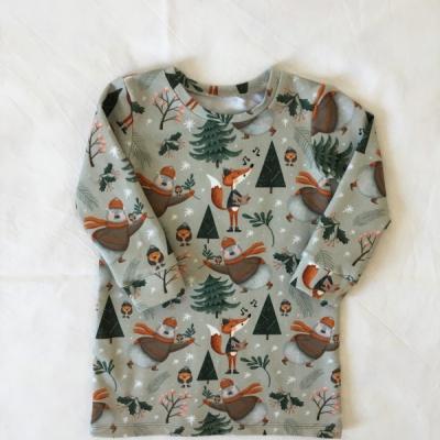 Detské vianočné šaty